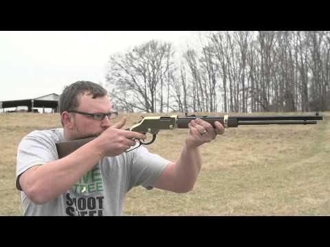 Henry Golden Boy 22 Rifle