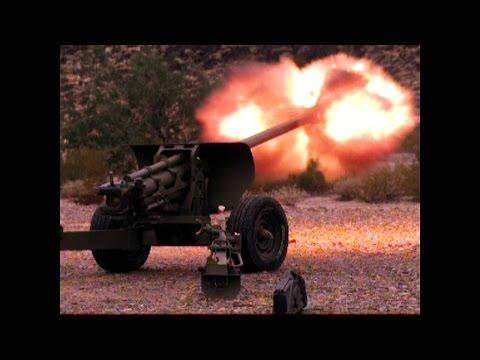 T124 E2 76mm Antitank Gun