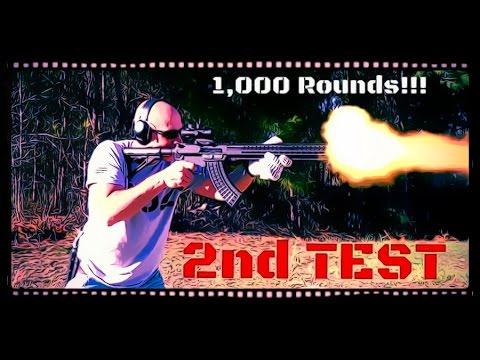CMMG Mk47 Mutant Torture Test