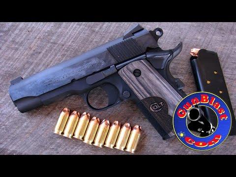 Colt Wiley Clapp CCO - Gun Videos