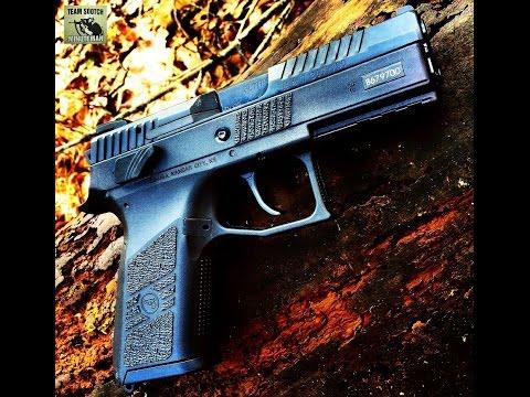 CZ P-07 - Gun Videos