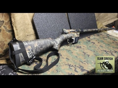 Henry US Survival AR-7 Rifle with Slim River Carry Sling