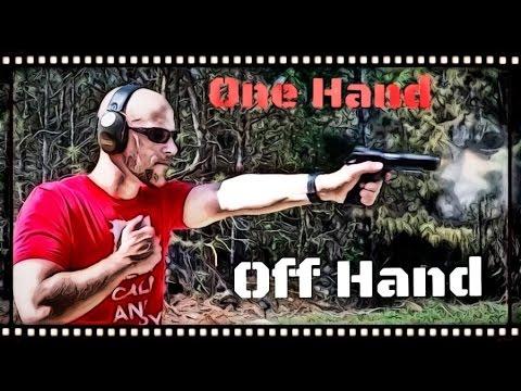 Off Hand Shooting Tips
