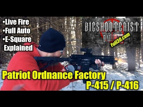 Patriot Ordnance Factory P416