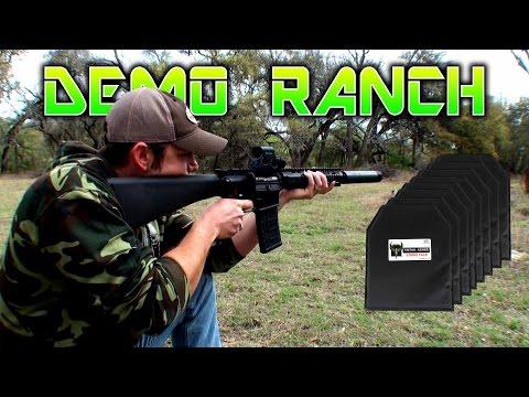 Rifle Ammo vs Pistol Body Armor
