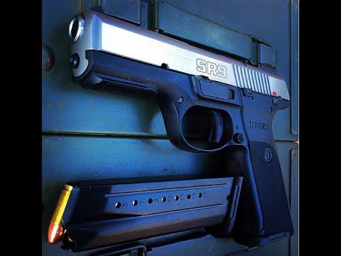 Ruger SR9 Pistol - Gun Videos