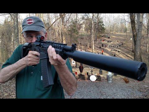 Suppressed VEPR 12 Shotgun