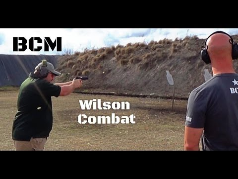 Wilson Combat BCM GUNFIGHTER 1911