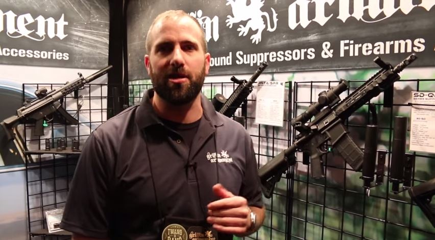 Griffin Armament from SHOT Show 2015