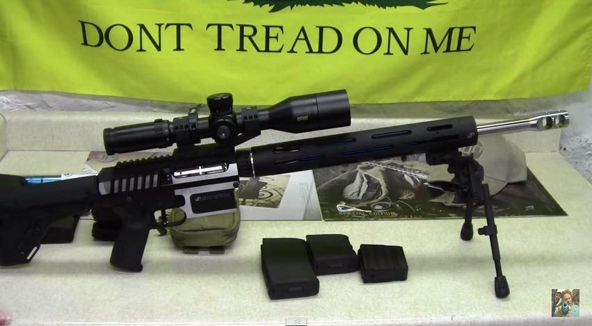 JP LRP-07 Long Range Precision Rifle