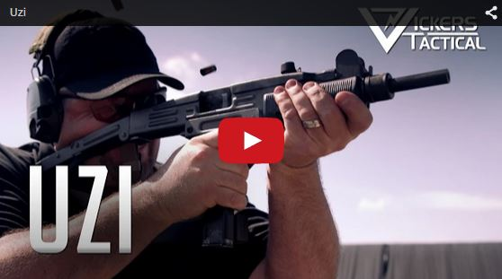 UZI Submachine Gun Review