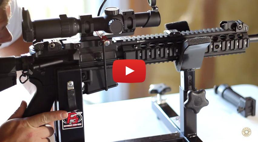 Scope Crosshair Alignment with CTK Precision Gun Level