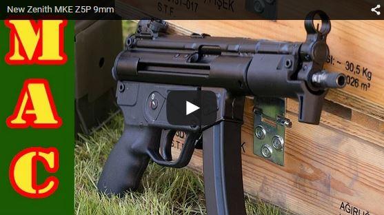 Zenith Z-5P Pistol