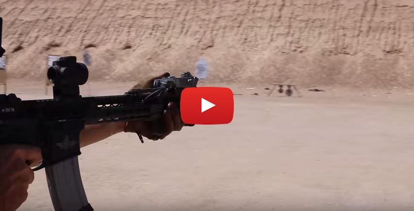 Trijicon MRO - Miniature Rifle Optic