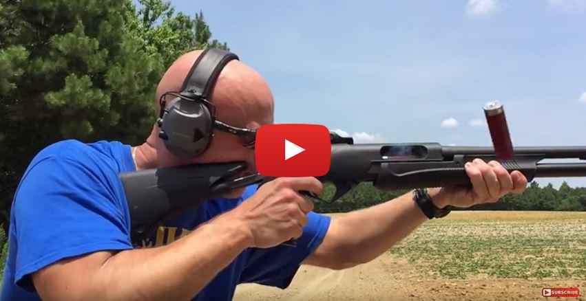 Benelli SuperNova Tactical Pump Shotgun