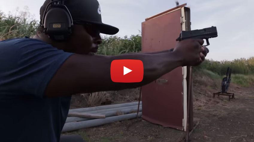 HK P30SK Subcompact Pistol