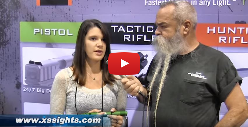 2015 NASGW Show – New Gun Products Part 1