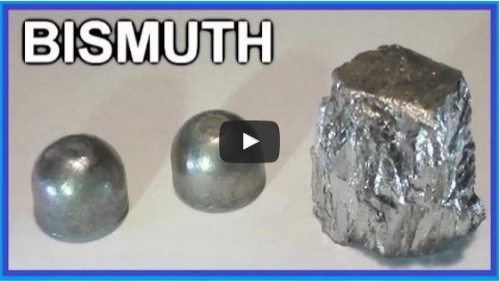 Bismuth Shotgun Slug Range Test