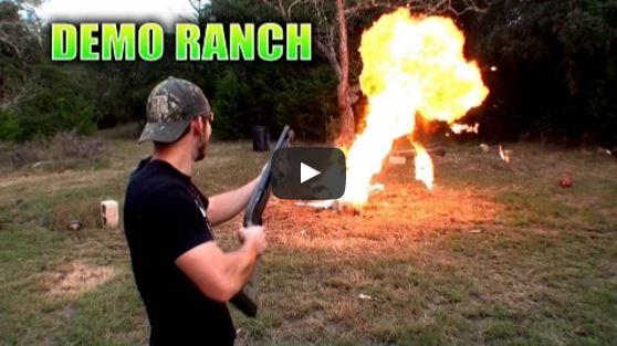 Demolition Ranch Trick Shots