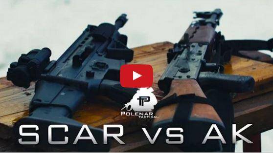 FN SCAR vs AK