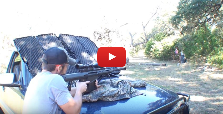 AR550 Steel vs Pistol and Rifle Rounds
