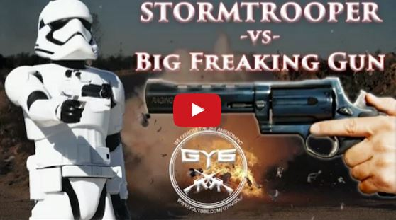 Stormtrooper vs Taurus Raging Judge Magnum