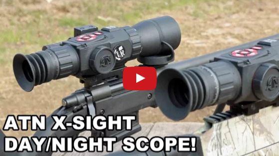ATN X-Sight Day-Night Scope