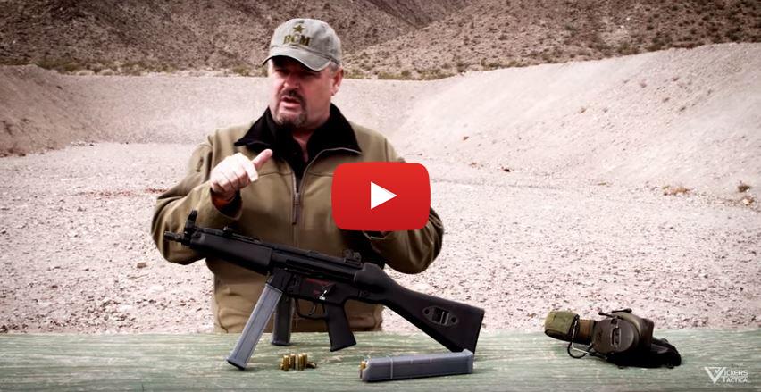 Heckler Koch MP5 in 10mm