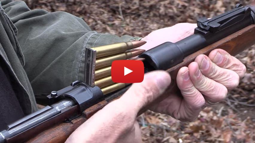 Mauser K98k BYF 43