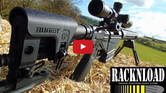 Ruger Precision Rifle in 6 5 Creedmore