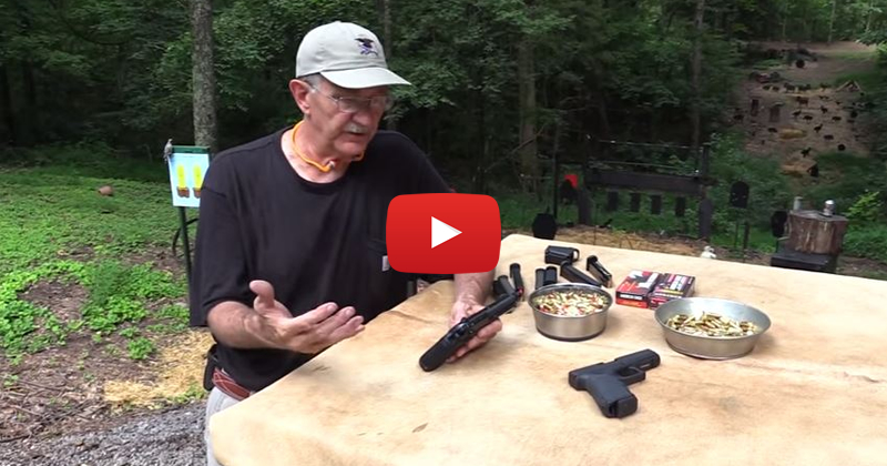 Beretta 92FS Overview and Range Demo