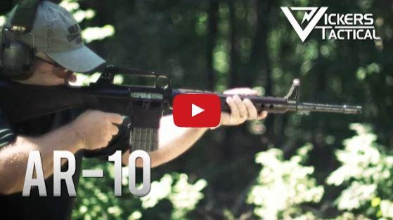 Dutch AR-10 Rifle