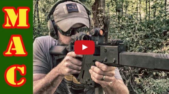 Kriss Vector 10mm Range Demo
