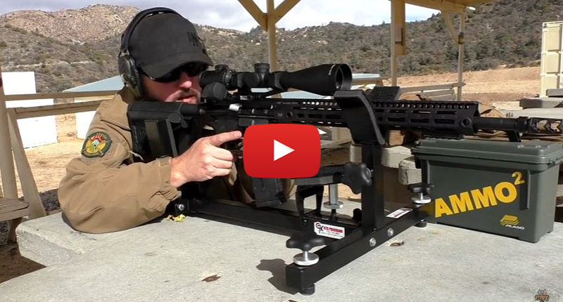 P3 Ultimate Gun Vise and Shooting Rest