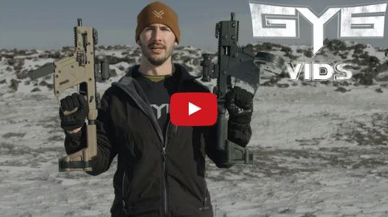 KRISS Vector Gen 2 in 45 ACP and 9mm