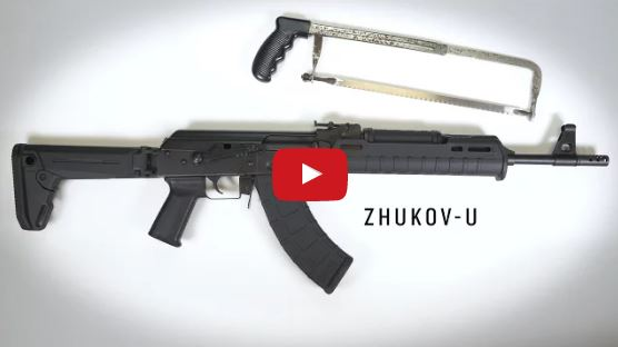 Magpul Zhukov-U Hand Guard for AK47 - AK74