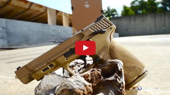 Smith and Wesson MP M2 0 Pistol Review