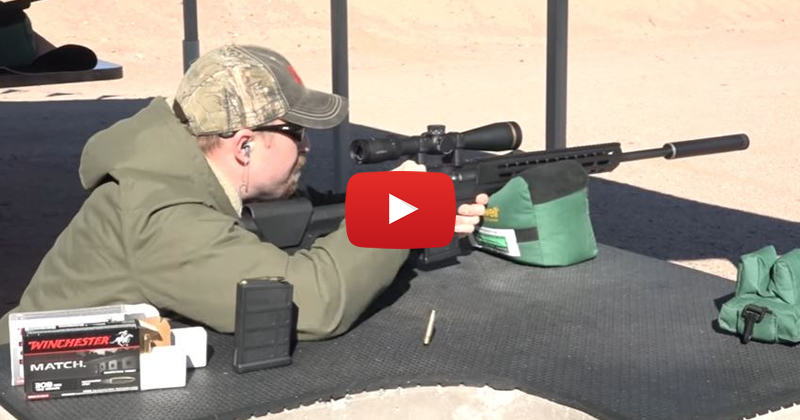 Winchester XPC Bolt-Action Rifle