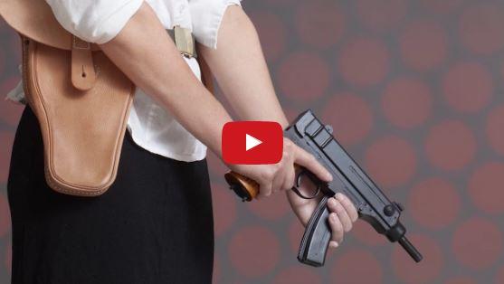 vz61 Machine Pistol
