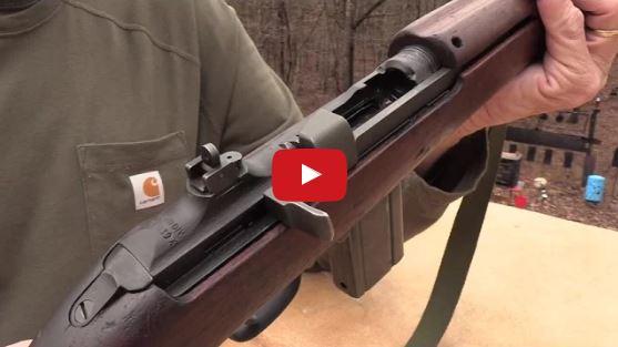 Inland M1 Carbine Range Demo