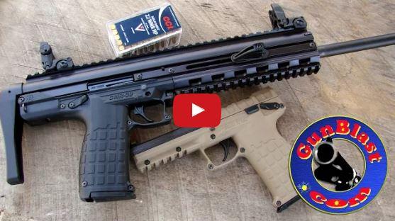 Kel-Tec CMR-30 22WMR Rifle