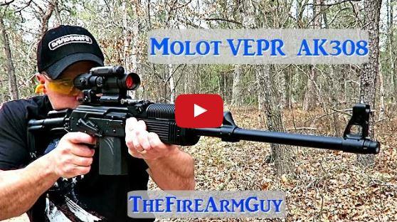 Molot VEPR AK308 Rifle