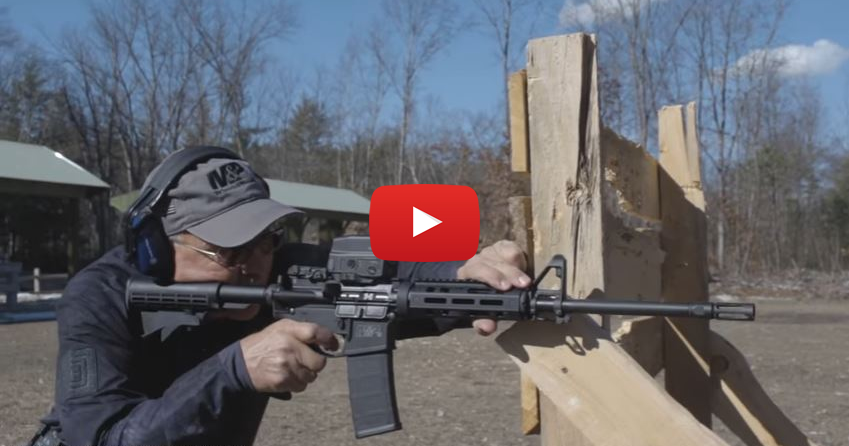 Smith & Wesson M&P15X Rifle with Magpul M-LOK