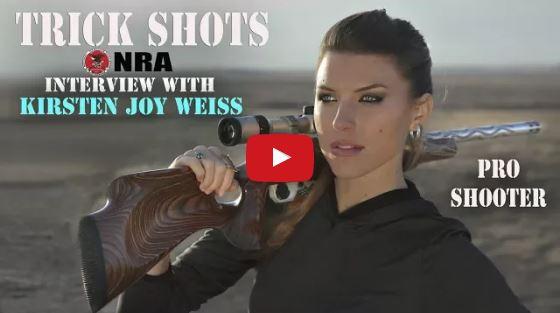 Kirsten Joy Weiss - Behind the Scenes