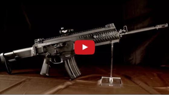 Beretta ARX160 Carbine Review