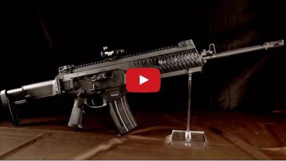 Beretta ARX160 Carbine Review