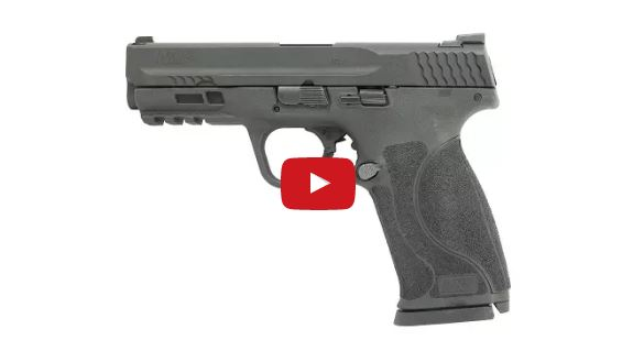 Smith & Wesson M&P9 M2.0 Pistol Review