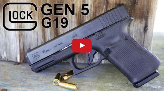 Glock 19 Gen5 Review and Range Demo