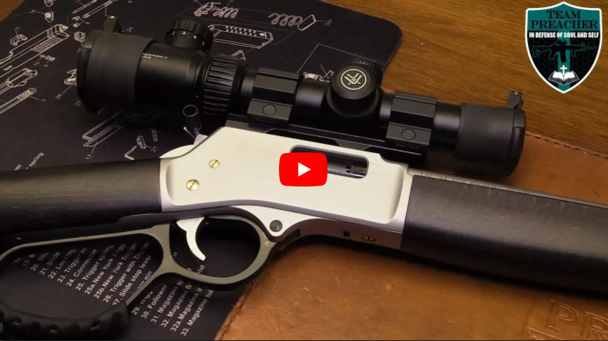 Henry Big Boy All-Weather Lever-Action Rifle
