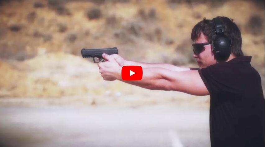 IWI Masada Polymer Framed Striker-Fired Pistol